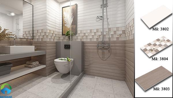 gạch ốp tường nhà vệ sinh hoàn mỹ