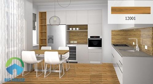 gạch lát nền phòng bếp hoàn mỹ 8