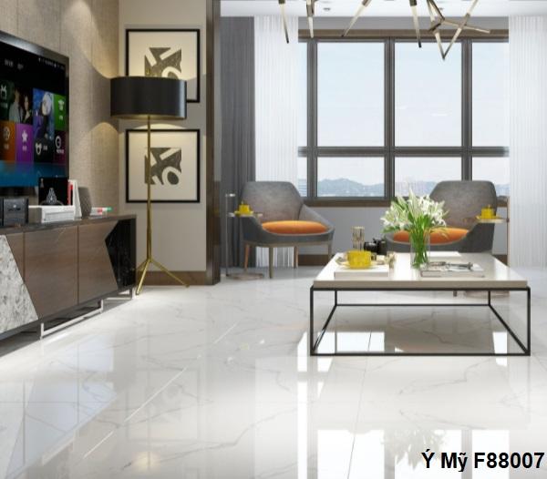 mẫu gạch lát nền đẹp giá rẻ Ý Mỹ F88007