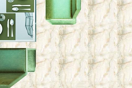 Gạch lát nền Hoàn Mỹ 80x80 1802 01