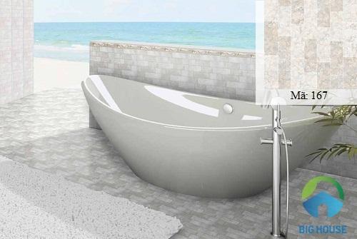gạch lát nhà tắm đẹp 2