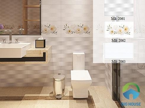 mẫu gạch ốp nhà tắm 3