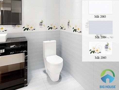 mẫu gạch ốp nhà tắm 4