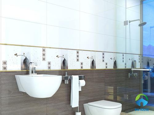 những mẫu gạch ốp nhà tắm đẹp 10