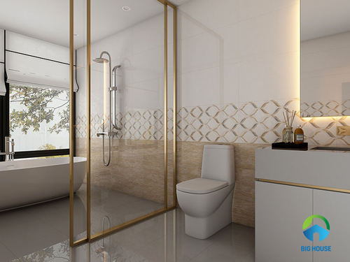 những mẫu gạch ốp nhà tắm đẹp 11