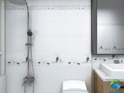 những mẫu gạch ốp nhà tắm đẹp 7