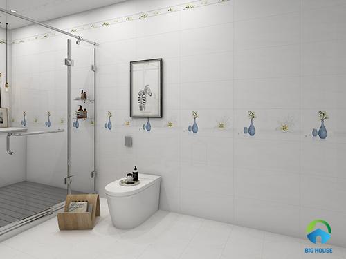 những mẫu gạch ốp nhà tắm đẹp 8