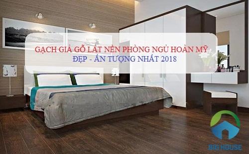 3 Tiêu chí chọn gạch giả gỗ lát nền phòng ngủ Hoàn Mỹ ĐẸP – ẤN TƯỢNG
