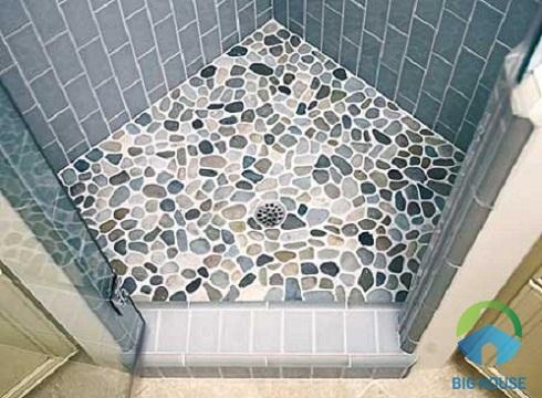 gạch lát nền nhà vệ sinh chống trơn