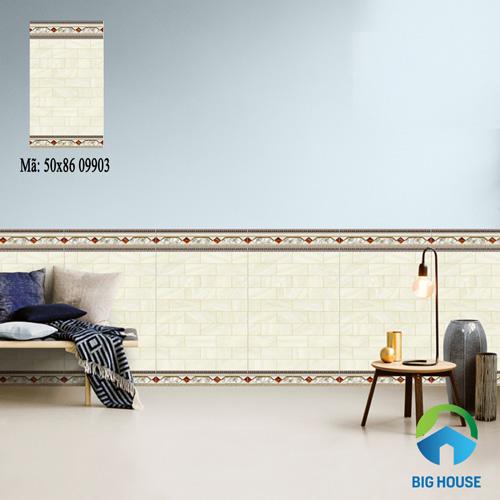 giá gạch ốp tường phòng khách 22
