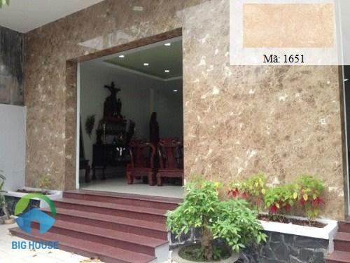 mẫu gạch ốp mặt tiền nhà 3