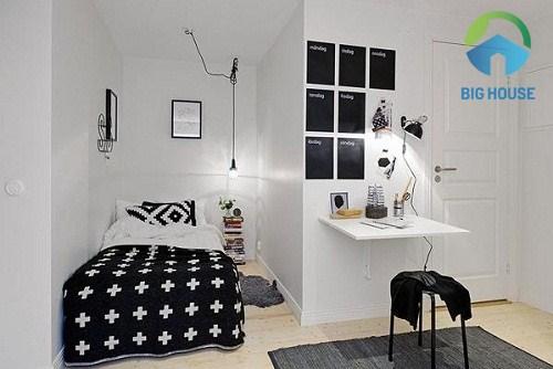 cách tính diện tích phòng ngủ 2