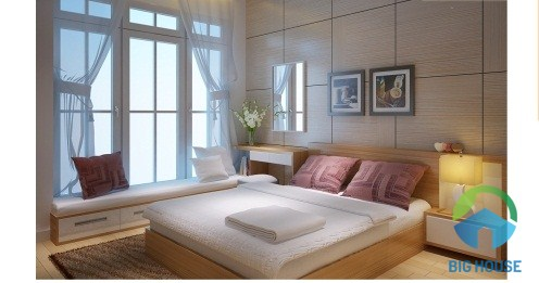 cách tính diện tích phòng ngủ 3