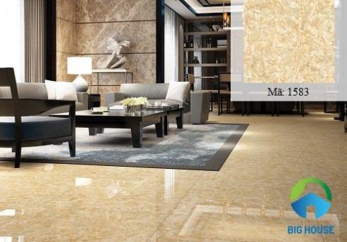 gạch hoàn mỹ 60x60 cho phòng khách