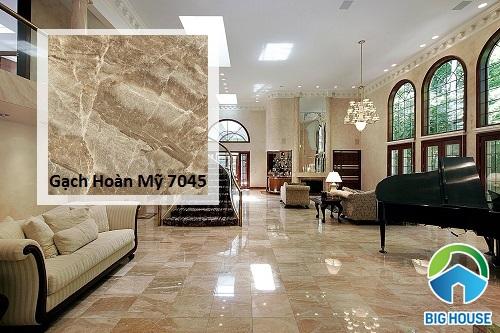 các mẫu gạch lát nền phòng khách đẹp