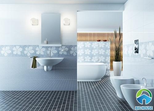 1001 Cách ốp gạch tường nhà vệ sinh ĐẸP – ĐỘC – CHẤT đáng học hỏi