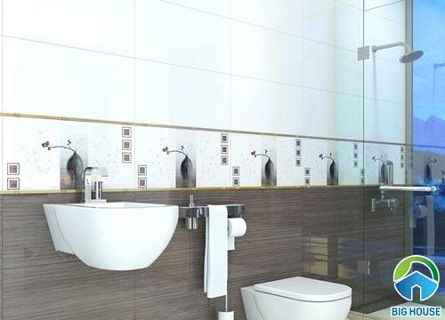 cách ốp gạch tường nhà vệ sinh 6