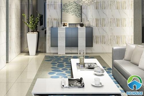 mẫu gạch ốp tường phòng khách 30x60 23003