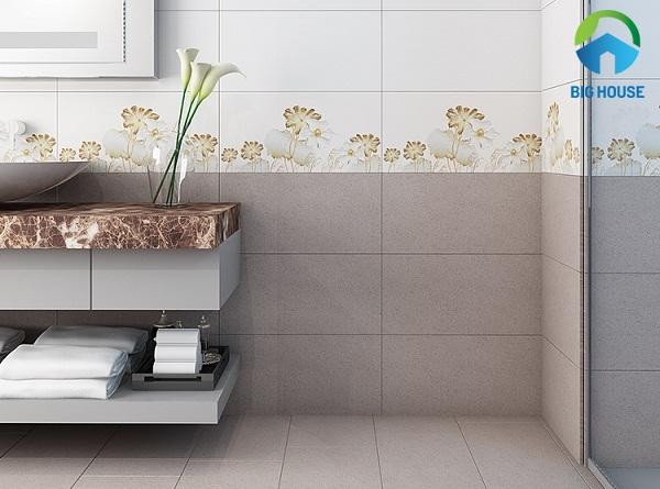 gạch ốp nhà vệ sinh 30x60 hoàn mỹ 4117