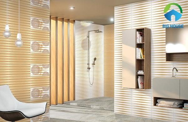 Gạch ốp nhà vệ sinh 30×60: Các mẫu HOT và bảng giá mới nhất 2021