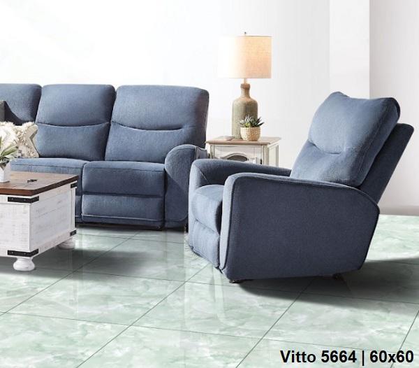 gạch Vitto 5664 hợp với gia chủ mệnh Mộc