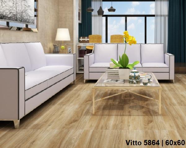 gạch lát nền cho người mệnh mộc Vitto 5864