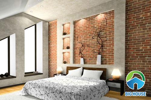 Gạch thẻ gốm ốp tường
