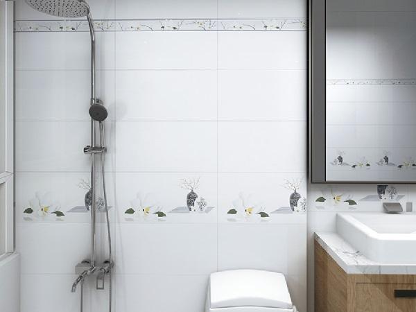 mẫu gạch nhà tắm đẹp 2021