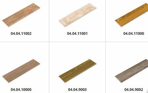 mẫu gạch vân gỗ